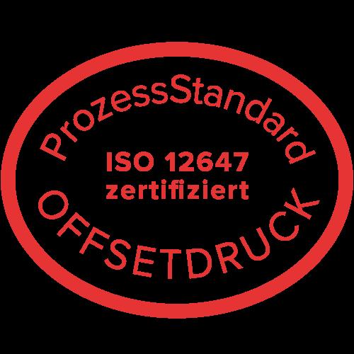 Prozess Standard Offsetdruck